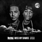 Meek Mill - Miss My Dawgs ft. Travi$ Scott & Strap Artwork