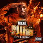 Meek Mill ft. Big Sean - Burn Artwork