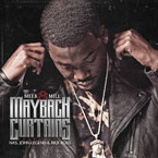 Meek Mill ft. John Legend, Nas &amp; Rick Ross - Maybach Curtains Artwork