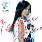 Melanie Amaro - Don't Fail Me Now Artwork