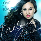Melanie Amaro - Love Me Now Artwork