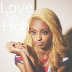 Mélat - Love So High Artwork