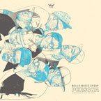 Oddisee & Phonte - Persona Artwork