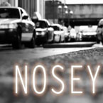 Mel Wellman - Nosey Artwork