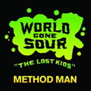 Method Man - World Gone Sour (The Lost Kids) Artwork
