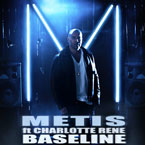 Metis ft. Charlotte Rene - Baseline Artwork