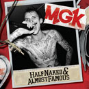 MGK ft. Cassie - Warning Shot Artwork