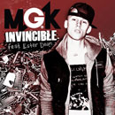 Machine Gun Kelly ft. Ester Dean - Invincible Artwork