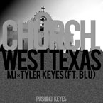 M.i ft. Blu - Church West Texas Artwork