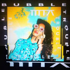 M.I.A. - Double Bubble Trouble Artwork