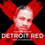 Mickey Factz - Detroit Red Artwork
