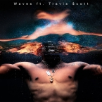 Miguel - Waves (Remix) ft. Travis Scott Artwork