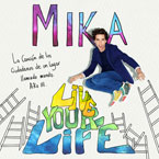 MIKA - Live Your Life Artwork