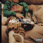 Mike B. ft. Breezy Lovejoy - Dreaming Out Loud Artwork
