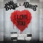 Mike Beatz &amp; Adonis ft. Guilty Simpson, Sean Price &amp; Killah Trakz - I Love You Artwork