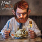 Mike Boyd - Small World ft. D-Sisive / Fly Like a Butterfly Artwork