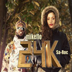 mikeflo ft. SA-ROC - 24K Artwork