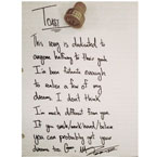 Mike Posner - Toast Artwork