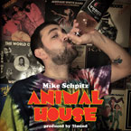 Mike Schpitz - Animal House Artwork