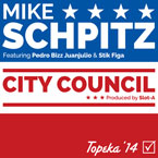 Mike Schpitz ft. Pedro Bizz Juanjulio & Stik Figa - City Council Artwork
