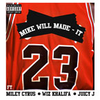 Mike WiLL Made It ft. Miley Cyrus, Wiz Khalifa & Juicy J - 23 Artwork