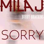 Mila J - Sorry ft. Bobby Brackins Artwork