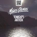 Miles Gaines - Tonight's Anthem Artwork