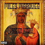 Miles Marquee - Virgen Mary Artwork