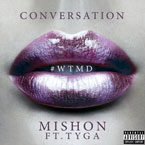 Mishon ft. Tyga - Conversation Artwork
