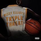 Missy Elliott ft. Timbaland - Triple Threat Artwork