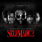 Maybach Music Group ft. Kendrick Lamar - Power Circle Artwork