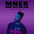 MNEK - I Wrote a Song About You Artwork