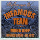 Mobb Deep ft. Rapper Noyd - Keep Getting That Paper (Audible Doctor Remix) Artwork
