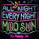 Mod Sun ft. The Ready Set - All Night, Every Night Artwork