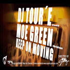 Moe Green - Keep on Movin' Artwork