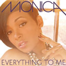 Monica - Everything to Me Artwork