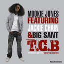 Mookie Jones ft. Jackie Chain & Big Sant - TCB Artwork