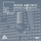 Moosh & Twist - Growing Pains (Bless The Booth Freestyle) Artwork