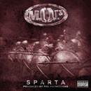 M.O.P. x The Snowgoons - Sparta Artwork