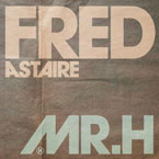 Mr. Hudson - Fred Astaire Artwork