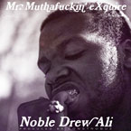 Mr MFN eXquire - Noble Drew Ali Artwork