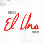 Najee The 1 - El Uno Artwork