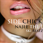 Najee The 1 - Side Chick Artwork