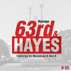 Naledge ft. Bun B & DJ Moondawg - 63rd and Hayes Artwork