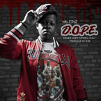 Naledge - D.O.P.E. (Danger Over Paper out East) Artwork