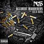 Nas ft. Rick Ross - Accidental Murderers Artwork