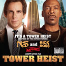Nas ft. Rick Ross - It's a Tower Heist Artwork