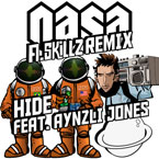 N.A.S.A. ft. Aynzli Jones - Hide (A.Skillz Remix) Artwork