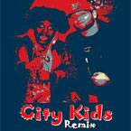 Natural ft. Michael Christmas - City Kids (Remix) Artwork