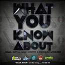 Neak ft. Mike Schpitz, Slot-A &amp; Drunken Monkeee - What You Know About Artwork